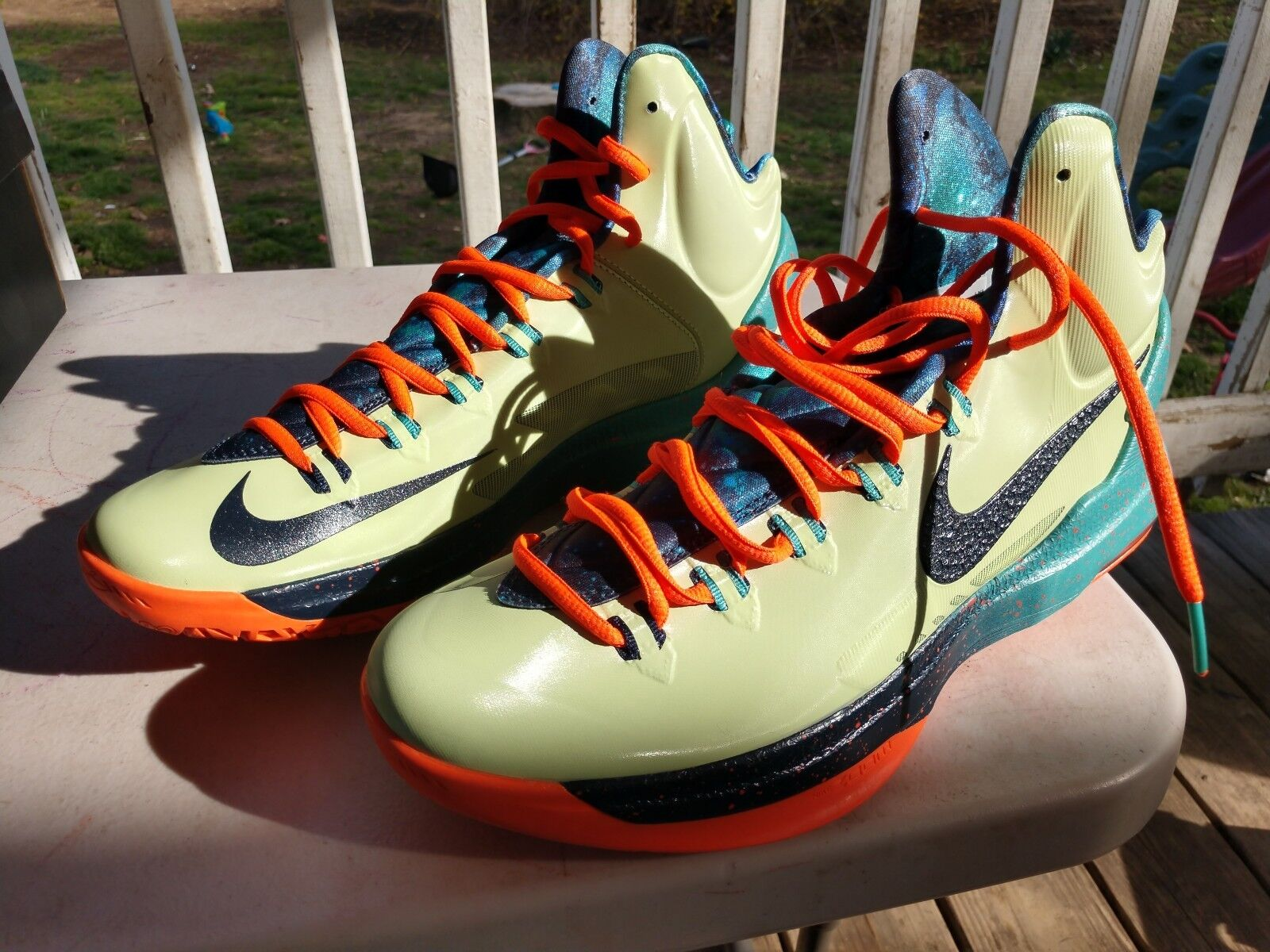 DS 2013 NIKE KD V 5 AS ALL STAR AREA Size 72 ASG GALAXY 583111-300 Size AREA 11.5 31eb78