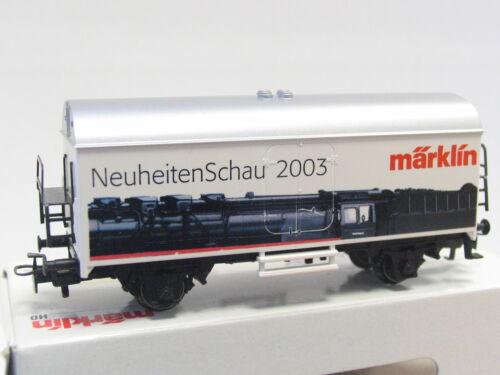 Märklin h0 94184 coches de refrigeración novedades mira 2003 embalaje original q4176