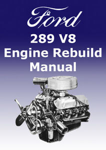 ford 390 rebuild manual