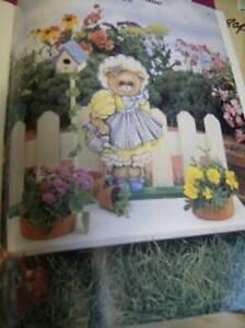 Peeking Through The Garden Gate Painting Book Bunnies Bears