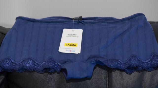 timeless design f7367 51db7 CALIDA Women's Etude Toujours Damen Panty Boy Short (small) Underwear Pants  Lady