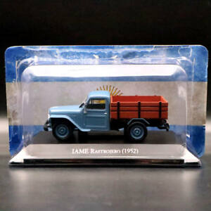 1-43-Scale-IXO-Altaya-Iame-Rastrojero-1952-Truck-Diecast-Toys-Car-Models-Gift