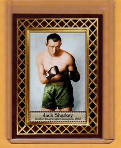 Jack-Sharkey-039-32-World-Heavyweight-Boxing-Champ-Fan-Club-serial-numbered-300