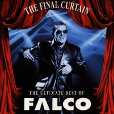 FALCO - THE FINAL CURTAIN-THE ULTIMATE BEST OF  CD NEU AUSTRIA POP