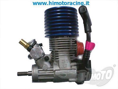 02060 SH21 MOTORE COMPLETO A SCOPPIO 3,5cc 2,1 HP ENGINE SH21CXP HIMOTO