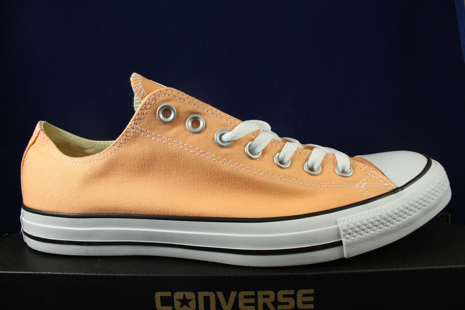 CONVERSE CHUCK TAYLOR ALL STAR CT AS OX SUNSET GLOW 155573F SZ 9