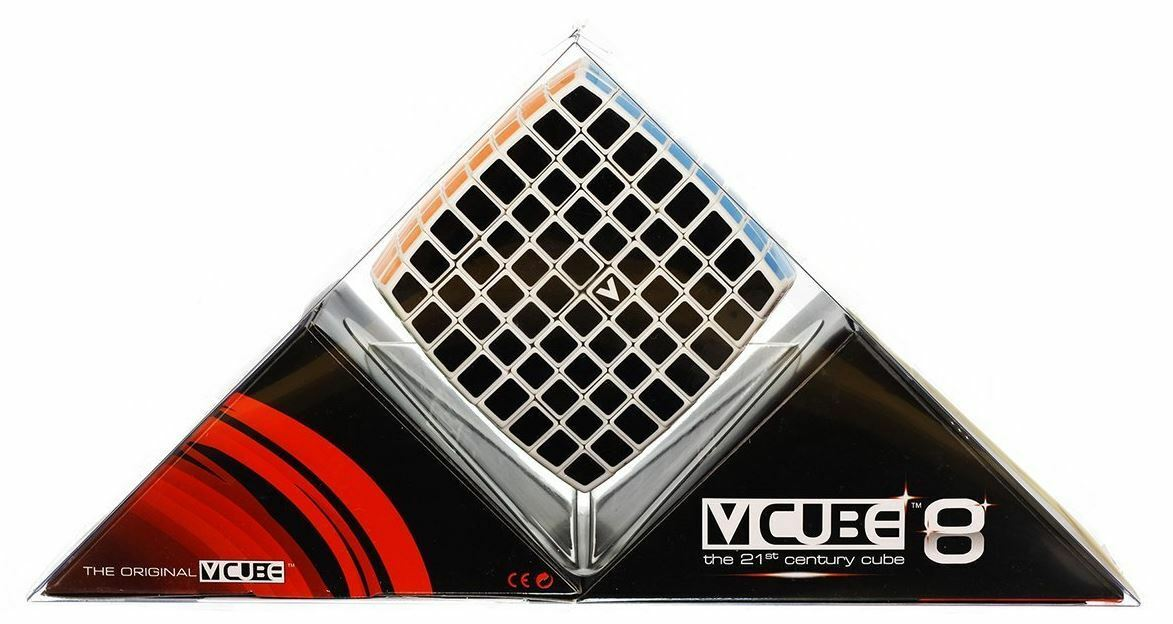 V-Cube Skill Twisting Puzzle Square Toy - - Toy Smooth Rotation & Speed-Various Größes 9fcc2a