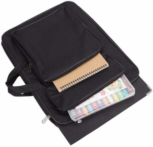 A3 Art Portfolio Case Portable Drawing Board Bag Art Carrying Bag Waterproof Art