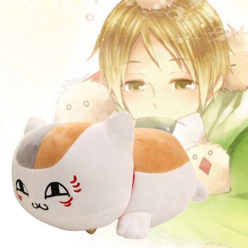 Natsume Yuujinchou Nyanko Sensei Cat Plush Toy Doll Pillow Gift Shns UcXXz