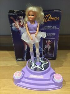 Vintage Tomy Dream Dancer 1984 Boxed