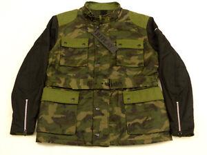 excepcional gama de estilos pero no vulgar sensación cómoda Details about New Replay Blue Jeans Casual Jacket Parka Coat Camouflage M65  Military SIZE: L