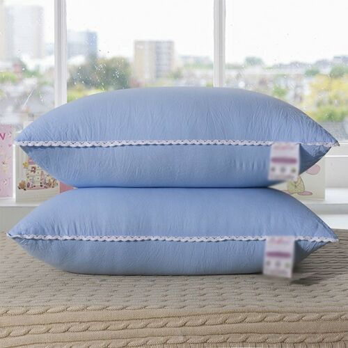 Hotel Neck Protection Two Pillow Soft Comfortable Bedding Bedroom Dormitory Hot