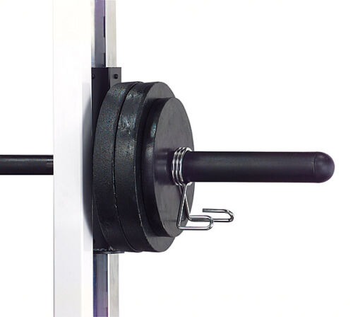 """Olympic Adapter Sleeve 14/"""" OAS14 Convert 1/"""" weight posts to 2/"""" Body-Solid"""