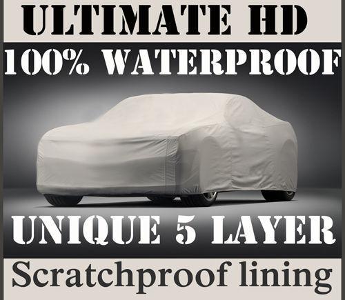 5 Layer Full Car Cover For Audi A6 Sedan//Wagon 2012 2013 2014 2015-2018 CCT