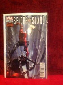 SPIDER-ISLAND-2-DELLOTTO-1-in-25-VARIANT-EDITION-MARVEL-COMICS