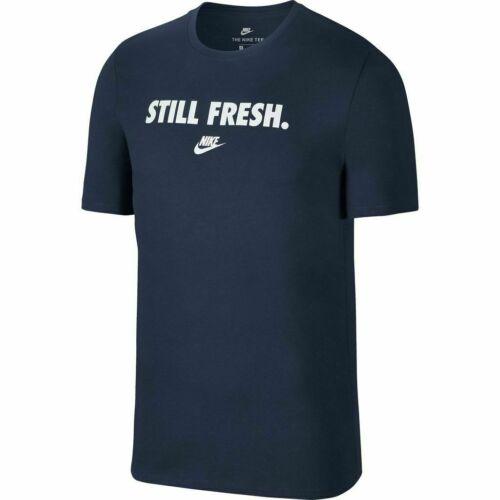 Nike Sportswear Still Fresh Men/'s T-Shirt Black AT2753 010
