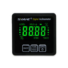Shahe Electronic Level Digital Protractor Angle Finder Digital Angle Meter