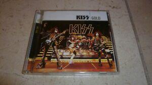 Kiss-Gold-Best-of-1974-1982-2x-CD-2008-Japanese-import-SHMCD