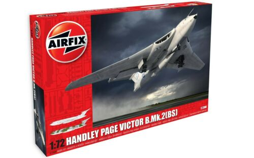 Airfix 12008 1:72 Handley-Page Victor B.2 with Blue Steel missile