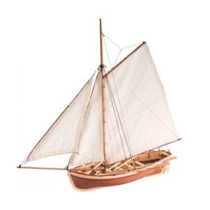 Artesania Latina 19004 HMS Bounty Jolly Boat Wooden Ship 1 25 Scale Kit