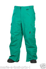Pantalon de ski & snowboard WESTBEACH UPPERLEVEL XL Snow pant vert green