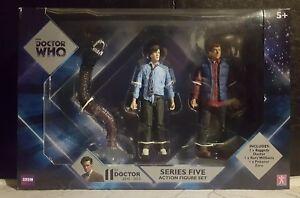 Doctor Who, série 5 - Ensemble de 3 figurines, 11e prisonnier Rory Williams 0