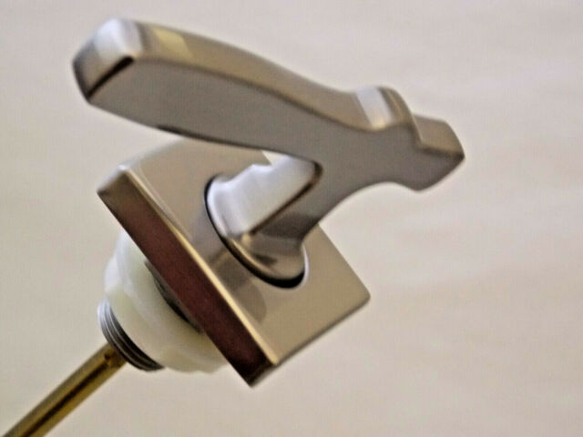 REPLACEMENT FOR TOTO THU004 BN BRUSHED NICKEL TOILET HANDLE TANK LEVER