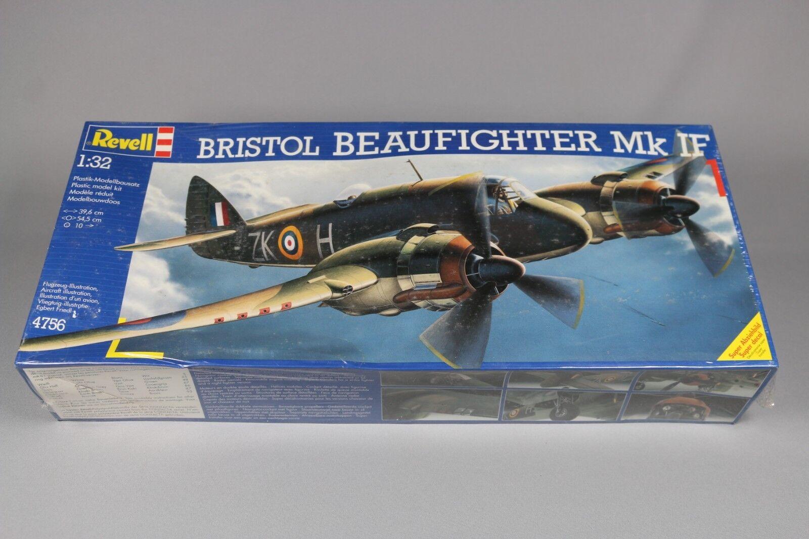 ZF013 Revell 1 32 maquette avion 4756 Bristol Beaufighter Mk IF 54,5 cm env