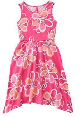 NWT Gymboree Sugar Reef Flower dress Girls SZ 4,5,6,7,8