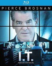 PRE ORDER:   I.T. (2016 Pierce Brosnan)  -  Blu Ray - REGION A