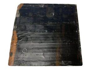 "BEAUTIFUL DRIED  BLACK WALNUT BOWL BLANK LATHE TURNING WOOD  SIZE 8/"" x 8/"" x 3/"""