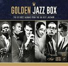 Golden Jazz Box: Men by Various Artists (CD, May-2015, Music Brokers)