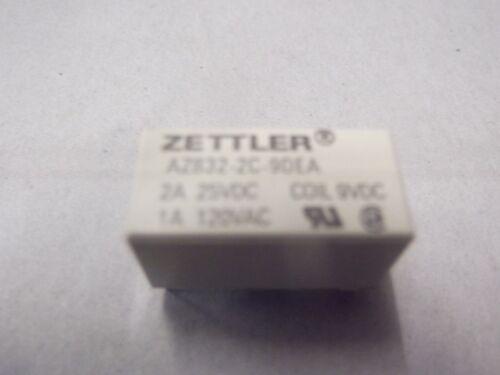 Zettler  Relais AZ832-2C-9DEA