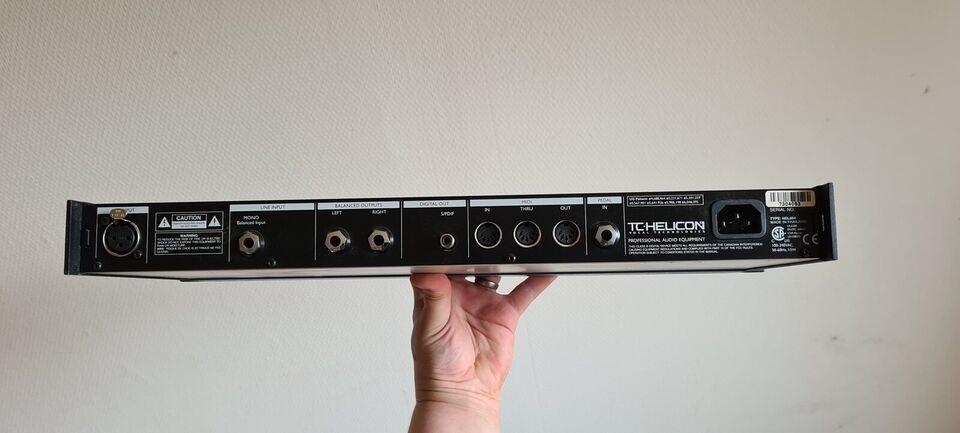 Audio, Tc-helicon HEL004