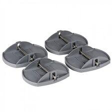 4 x LUNAR CARAVAN PRO JACK PADS stabilisers corner steady steadies pad feet