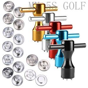 Golf-Scotty-Cameron-Fastback-Squareback-Putter-Weight-2x-Silver-Weight-1x-Wrench