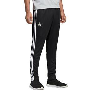 recuerdos Canberra extinción  Adidas Football Tan Training Tracksuit Bottom Mens Athletic Pants Black  [EB9435] | eBay