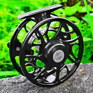 Saltwater-Fly-Fishing-Reel-CNC-Machin-ed-Aluminum-5-7-7-8-9-10-WT-Sea-Fly-Wheel