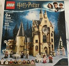 LEGO 75948 Harry Potter Hogwarts Clock Tower Hogwarts Castle New in Sealed Box