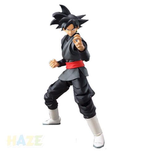 S.H.Figuarts SHF Dragonball Z Goku Gokou Black Super Saiyan Action Figures Toy