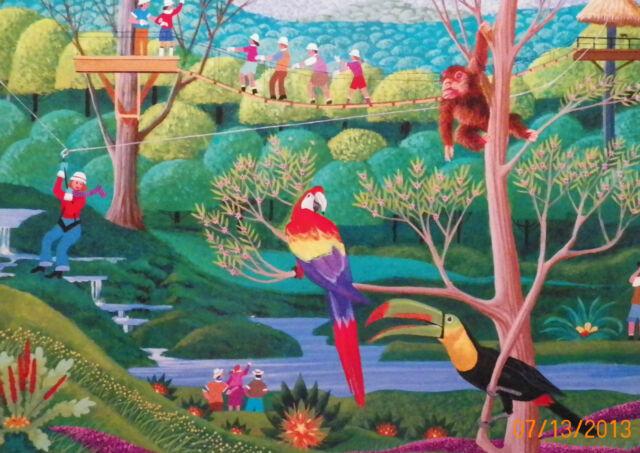 PUZZLE ..HERONIM.....Rainforest....1000.....Nvr opned