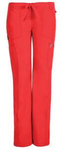 Code-Happy-Women-039-s-Straight-Leg-Drawstring-Cargo-Nursing-Scrub-Pant-46000ABP