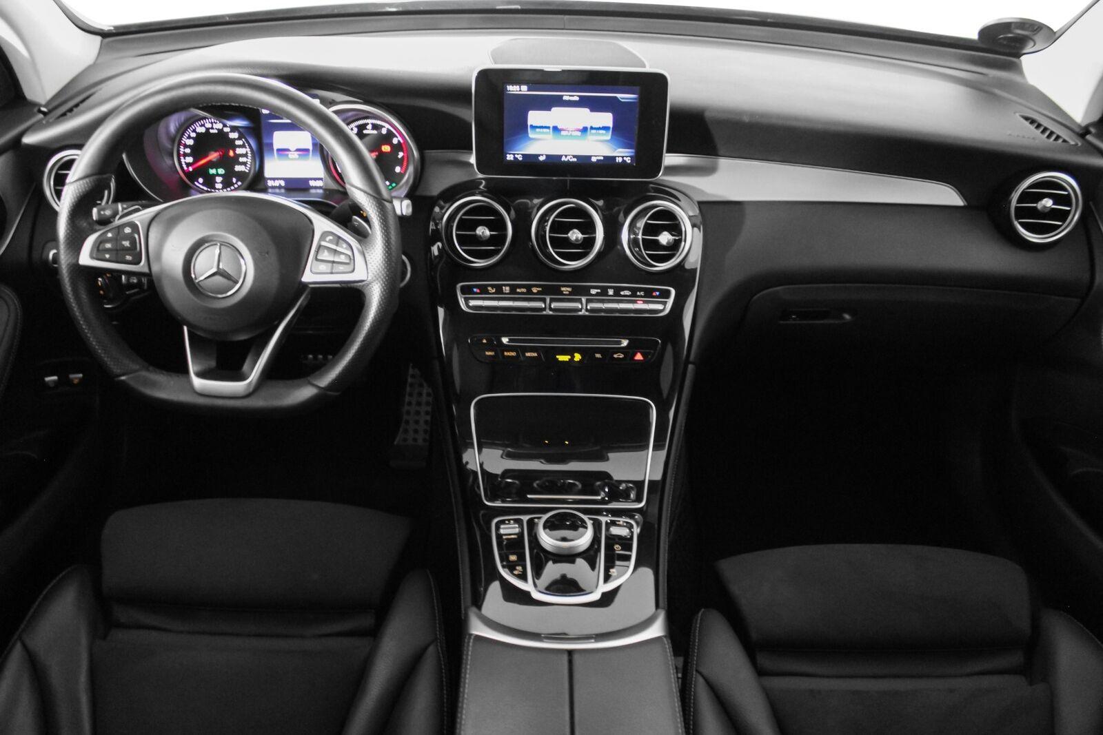 Mercedes GLC350 e aut. 4Matic