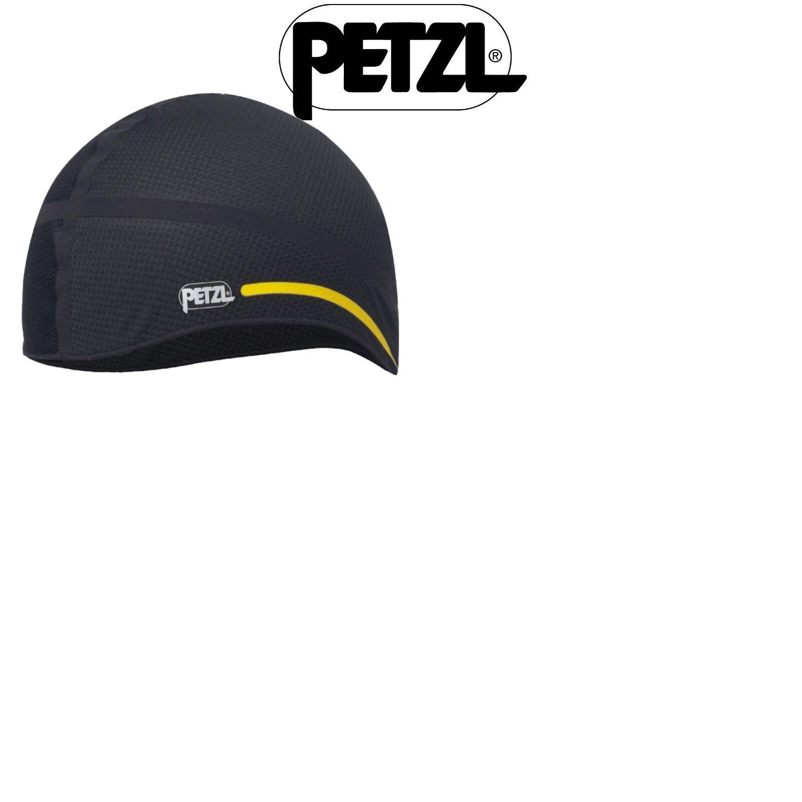 PETZL LINER BEANIE BALACLAVA Sotto Casco da Lavoro WindStopper Cappello Cappello Cappello Logo Hat ed2f18