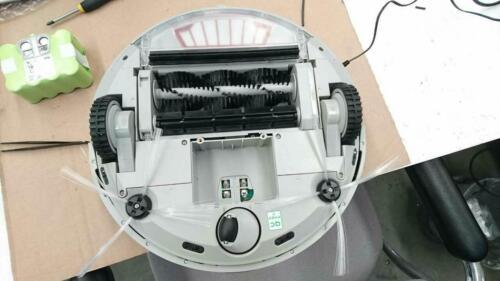 Filter Side Brushes For Kogan R30 Aldi Robot 510F 510G Robot Vacuum cleaner
