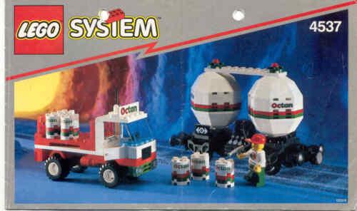 Lego Eisenbahn TRAIN 4537 Bauanleitung BA Anleitung INSTRUCTIONS
