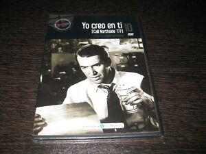 YO CREO EN TI DVD JAMES STEWART RICHARD CONTE PRECINTADA NUEVA
