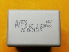 Kondensator Mkp 2,2 Uf Jantzen Cross Cap 400 Volt Filter Audio Frequenzweiche