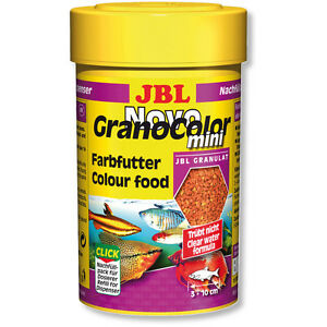 JBL-NovoGranoColor-MINI-100ml-Novo-Grano-colore-cibo-per-pesci-Colour-Enhancer