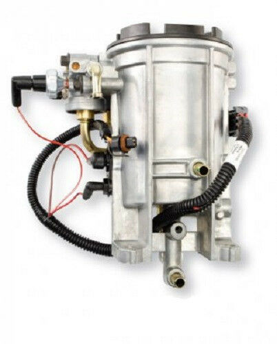94-97 7.3l Ford Powerstroke OEM Fuel Filter Housing Assembly Motorcraft  F250 for sale online   eBayeBay
